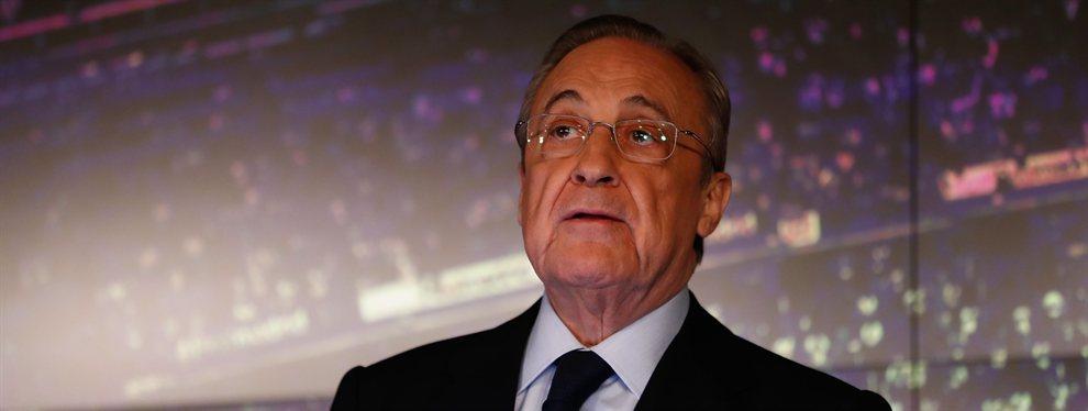 Florentino Pérez tiene a cuatro fichajes a punto de caramelo: Jovic, Mendy, Hazard y Pogba