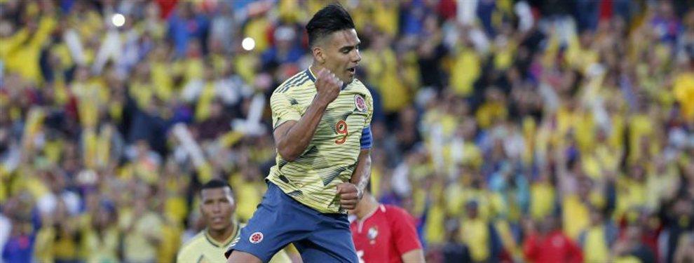 Colombia venció por 3 a 0 a Panamá en un duelo de preparación para la Copa América.
