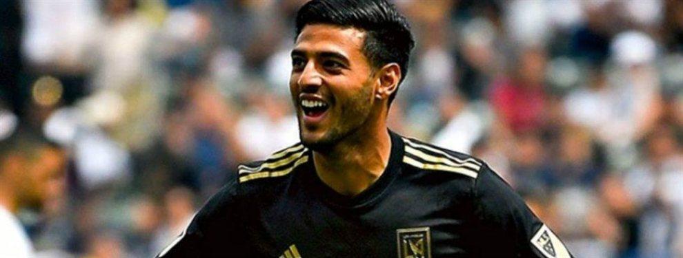 Carlos Vela se encuentra en un gran estado de forma junto a su equipo Los Ángeles FC en la MLS