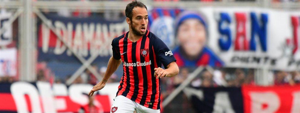 Fernando Belluschi abandonará a San Lorenzo y existe la chance de que regrese a Newell's.