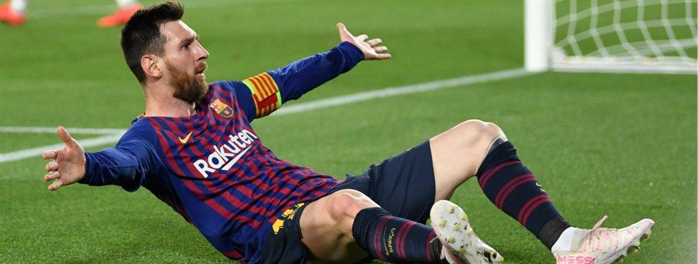 La uefa champions league le ha concedido a Leo Messi el premio al mejor gol de la pasada edición.