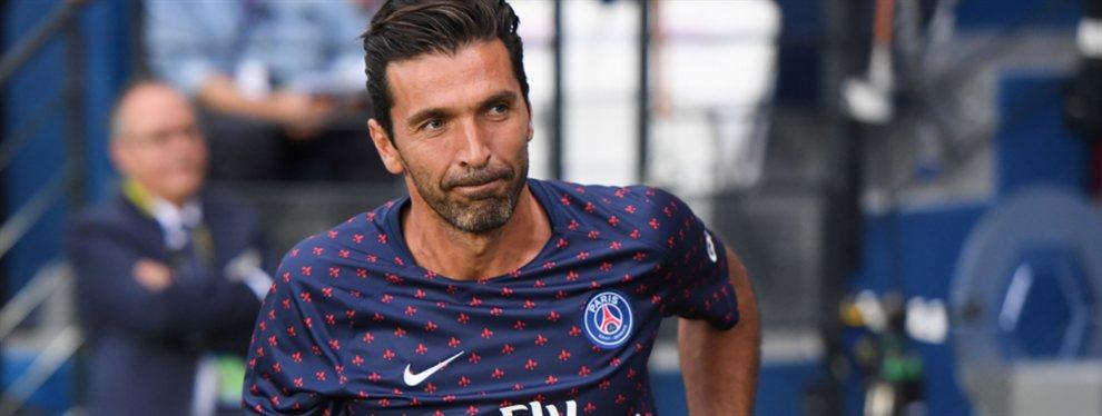 El PSG ha anunciado hoy la no continuidad de Gianluigi Buffon para la próxima temporada.