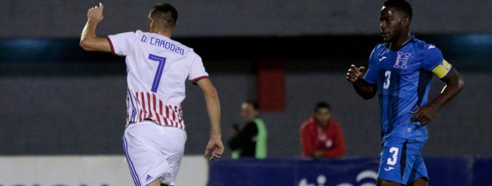 Paraguay, segundo rival de la Argentina en la Copa América, igualo 1-1 con Honduras.