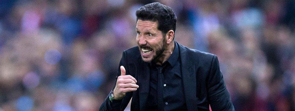 Mario Hermoso saldrá del Espanyol. El Real Madrid le ha descartado, concretamente Zidane, y acabará en el Atlético de Simeone