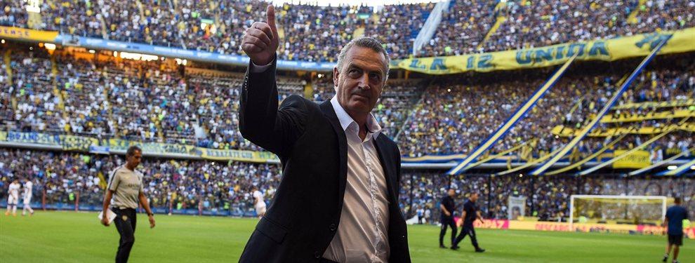 Boca, además de comprar varios futbolistas, se desprenderá de muchos integrantes del plantel.