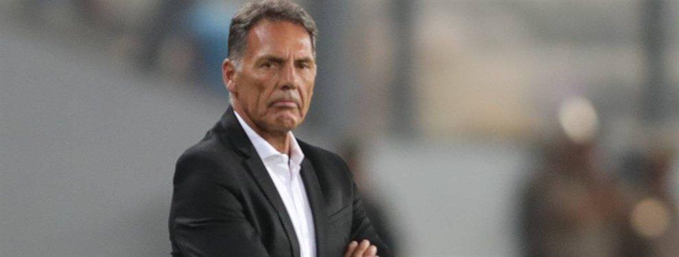 Miguel Ángel Russo es el nuevo entrenador de Cerro Porteño y jugará la Libertadores.