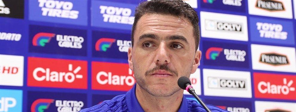 Mariano Soso fue anunciado como nuevo entrenador de Defensa y Justicia para la siguiente temporada.