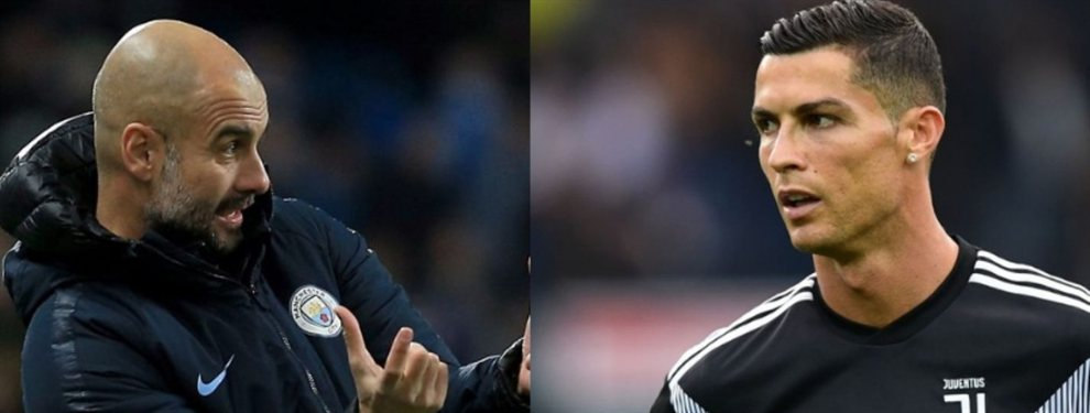 Joao Cancelo dejará solo a Cristiano Ronaldo solo y se marchará al Manchester City de Pep Guardiola