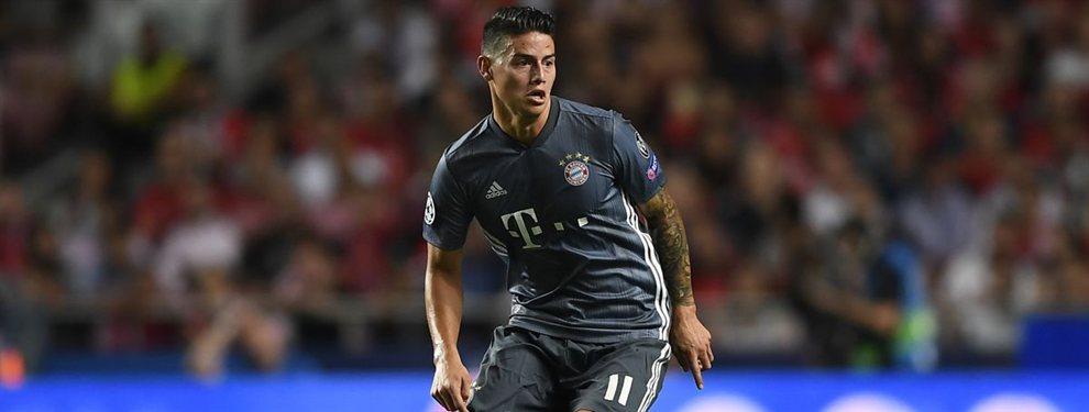 El Real Madrid agiliza la operación salida y ha ofrecido al Napoli de Carlo Ancelotti a Isco Alarcón y James Rodríguez
