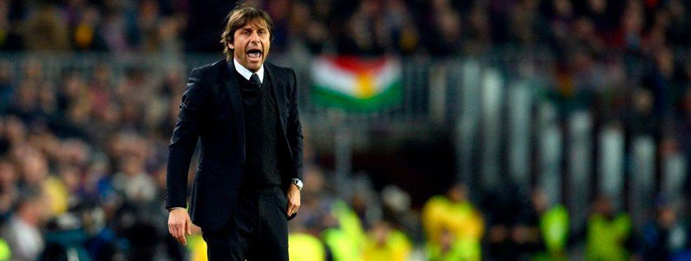El Inter de Milán quiere robarle a Christian Eriksen al Real Madrid, por petición de Antonio Conte
