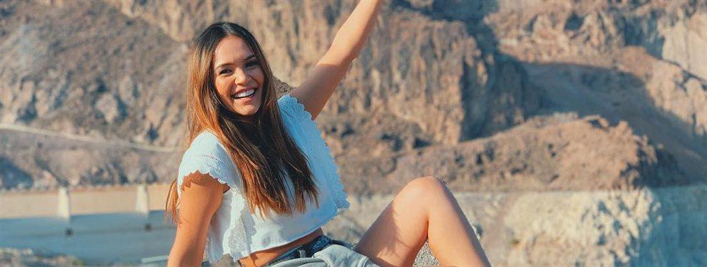Lina Tejeiro es una profesional en el arte de los selfies y del posado. Sólo tienes que verla para darme la razón.