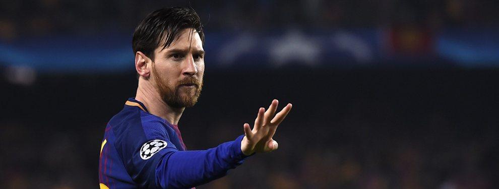 La decisión del jugador se sobrepondrá a la de su representante y escogerá al Barcelona como próximo destino.