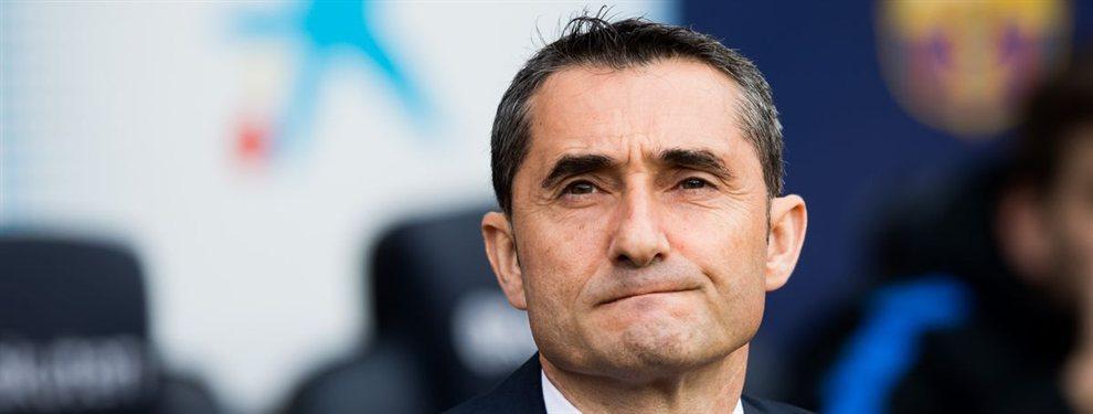 Ernesto Valverde está siendo cuestionado cuando acaba de cumplir dos temporadas en el FC Barcelona