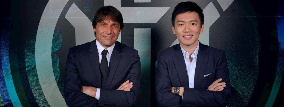Antonio Conte quiere llevarse al Inter de Milán a Lucas Vázquez, que no tiene sitio en el Real Madrid