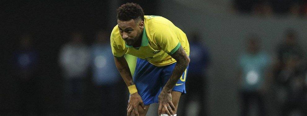 Neymar vive su peor momento como profesional y su valor de mercado no hace más que caer en picado