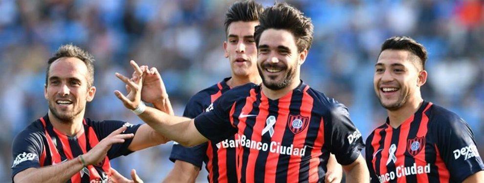 Juan Antonio Pizzi también pretende incorporar en la delantera a Ezequiel Cerutti, de Independiente.