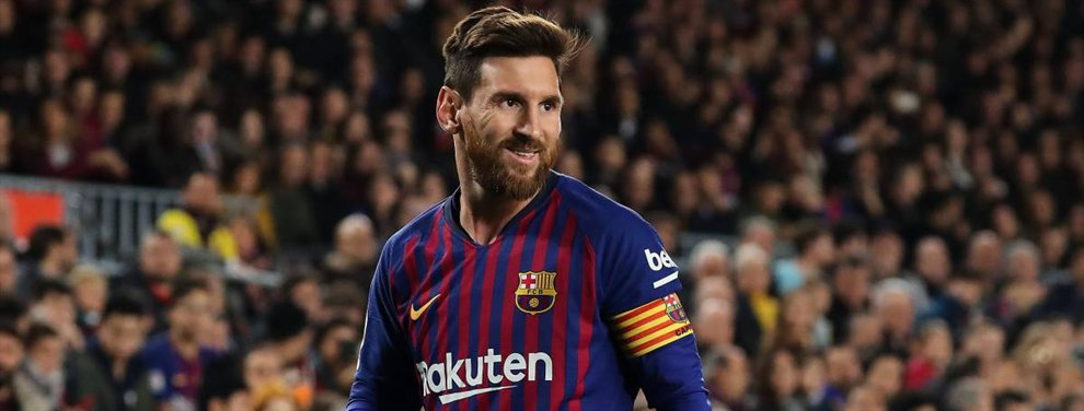 Messi ordena una venta en el Barça a cambio de 50 millones de euros