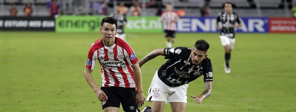 El Barça y el Real Madrid se han interesado por José Macías, el nuevo crack del futbol mexicano