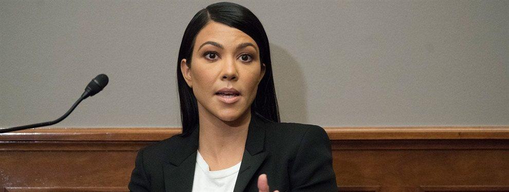 Kourtney Kardashian está gozando el verano y así se refleja en sus redes, donde presume de físico escultural