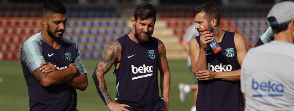 El Barça ha recibido las calabazas de Matthijs de Ligt, que prefiere estudiar otras propuestas