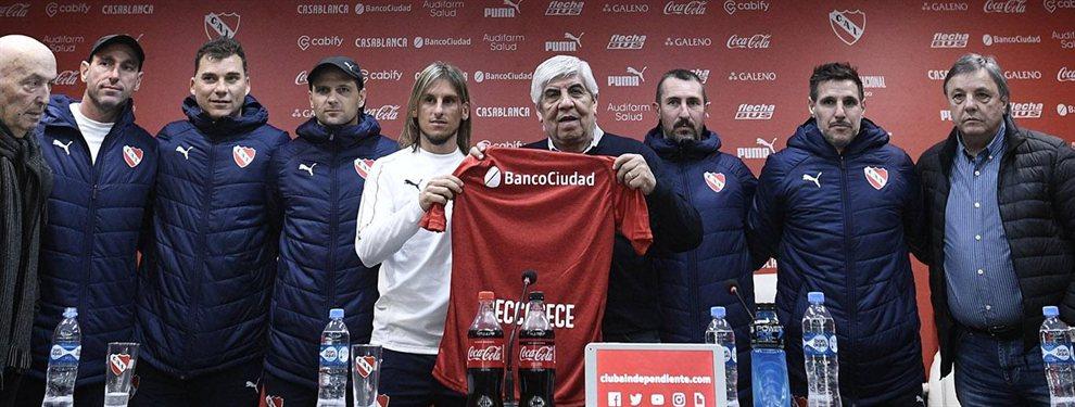 Beccacece se reunió durante dos horas con Alexis Mac Allister para convencerlo de fichar por Independiente.