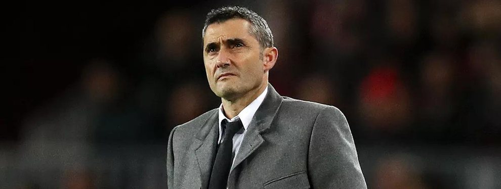 65 millones: el Barça recibe una oferta bomba por un intocable de Valverde
