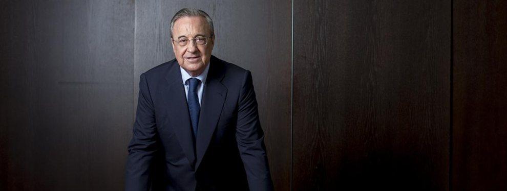 Florentino Pérez tiene un tapado bomba para el Real Madrid