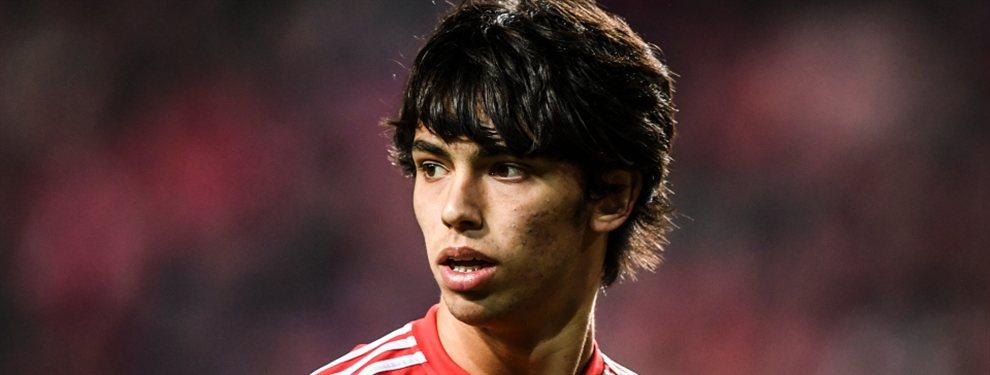 Joao Félix habría decidido venir a la liga española