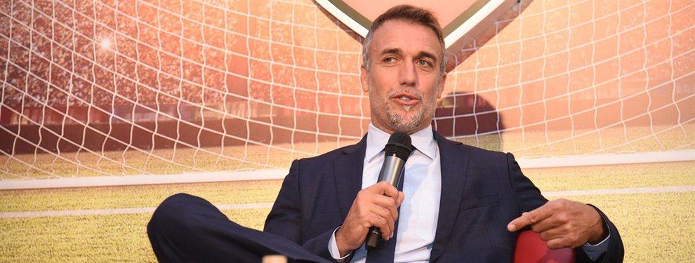 El nuevo propietario de la Fiorentina le ofreció un cargo dentro del club a Gabriel Omar Batistuta.