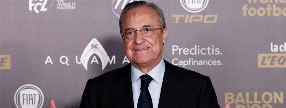 Pasa de Messi y el Atlético y elige al Real Madrid de Florentino Pérez