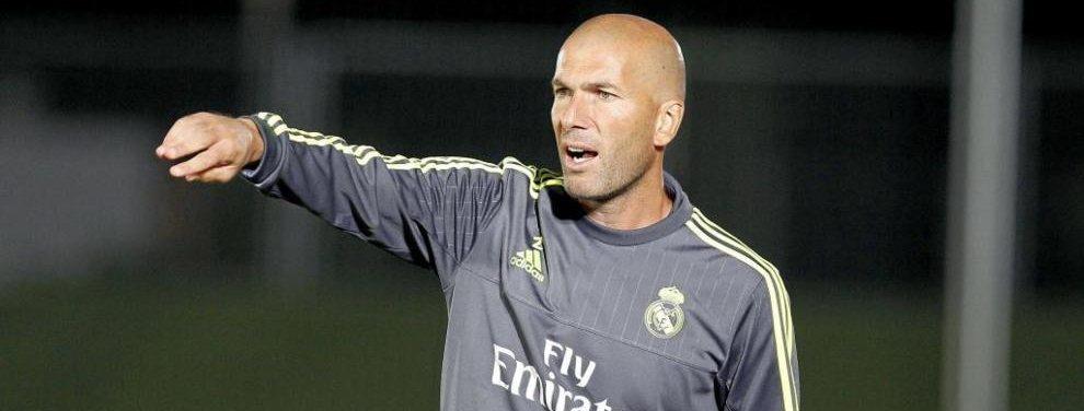 El Real Madrid aún no se ha olvidado de Sadio Mané para complacer a Zinedine Zidane y completar el tridente