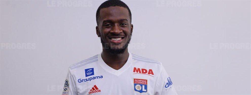 Florentino Pérez estaría poensando en incorporar a Ndombele en caso de no poder fichar a Paul Pogba