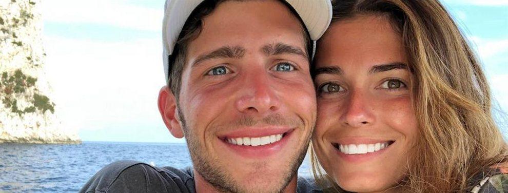 La modelo Coral Simanovich y el futbolista Sergi Roberto han anunciado que esperan su primer hijo.