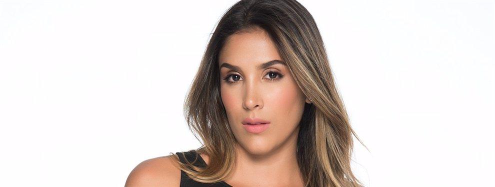 El modelito de baño de Daniela Ospina que desata insultos terribles
