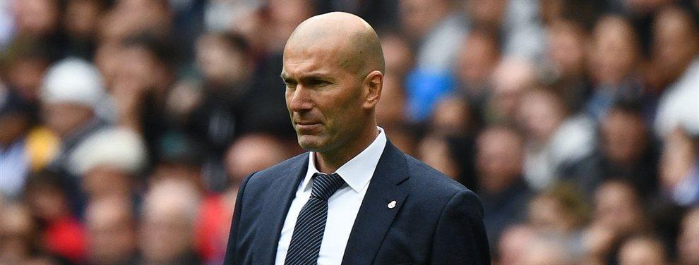 Zinedine Zidane ha pedido a Pogba y Mbappé y Florentino Pérez ya trabaja en cumplir sus órdenes