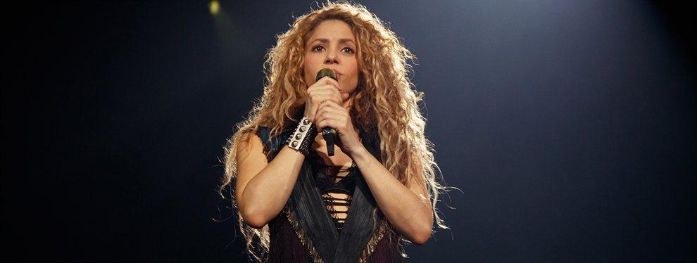 Shakira sorprendió con una foto en bikini y enseñando culo, que desató todo tipo de críticas