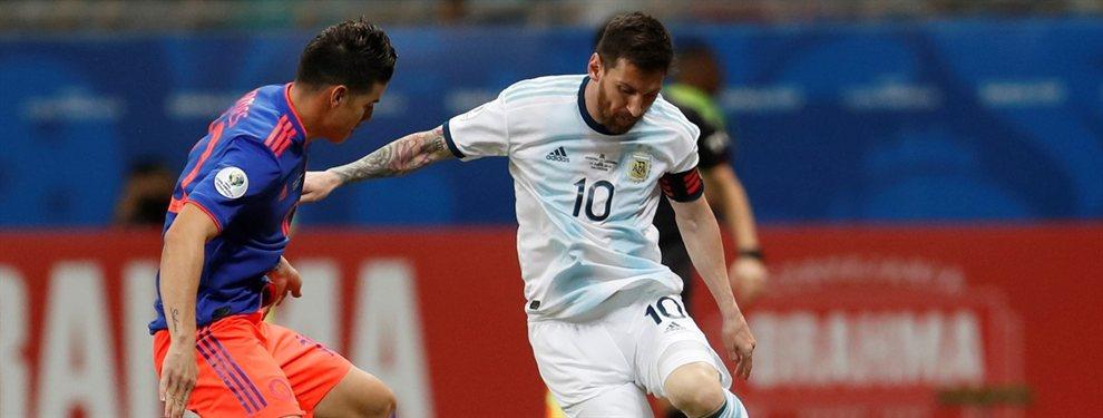 La Selección Argentina comienza el sueño en la Copa América ante Colombia en el Arena Fonte Nova.
