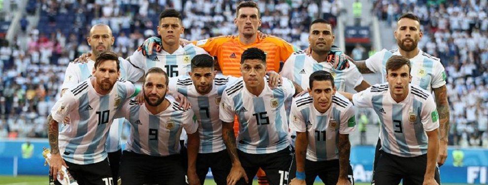 Lionel Scaloni convocó para la Copa América a nueve futbolistas que estuvieron presentes en el último Mundial.