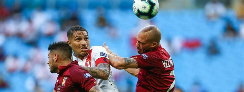 En el segundo encuentro del Grupo A, Venezuela y Perú terminaron igualando por 0 a 0 en Porto Alegre.