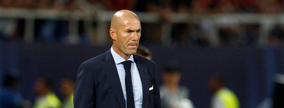 Zidane en su regreso al banquillo del Madrid se nota algo cambiado, como si la experiencia y los triunfos lo hubiesen endurecido.