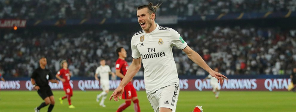 El Bayern de Múnich se ha interesado por Gareth Bale, pero se lo quiere llevar como cedido