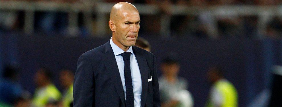 Dani Ceballos saldrá del Real Madrid después de una enganchada tremenda con Zinedine Zidane