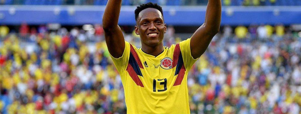 Yerry Mina secó a Leo Messi en el partido correspondiente a la Copa América entre Argentina y Colombia