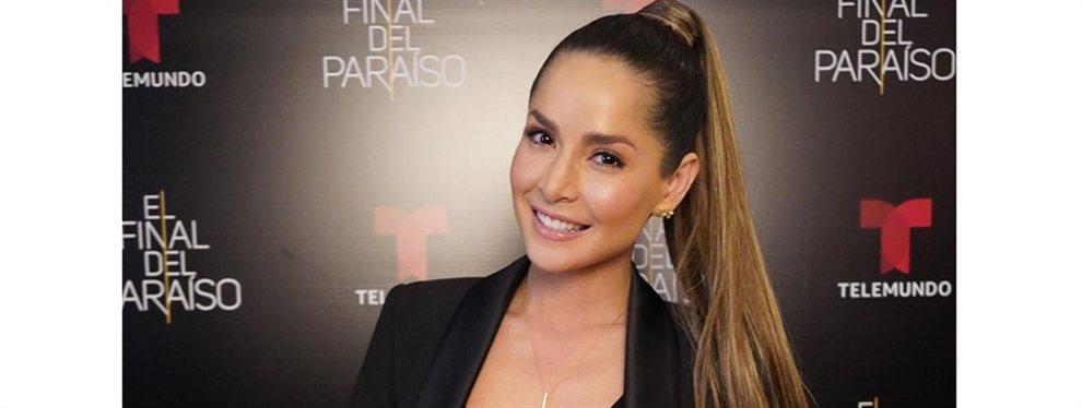 La actriz que da vida a Catalina Santana sabe cómo estar en boca de seguidores. Esta vez, con un selfie de su trasero.