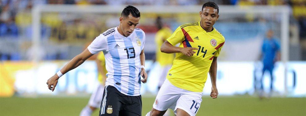 El Atalanta pagará 15 millones de euros por hacerse con Luis Muriel, que compartirá ataque con Duván Zapata