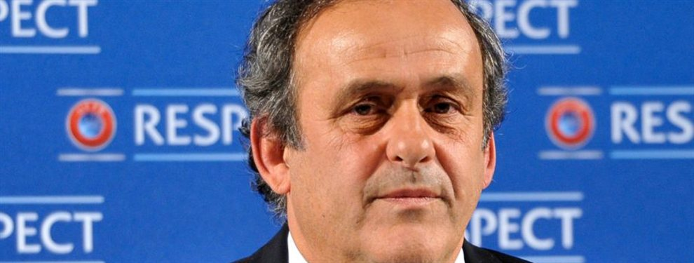 Michel Platini ha sido detenido esta mañana por la concesión del mundial 2022 a Qatar.
