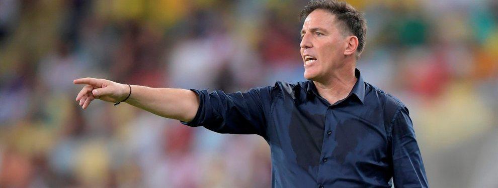 Eduardo Berizzo, entrenador de Paraguay, mantiene varias dudas en el equipo para enfrentar a la Argentina.