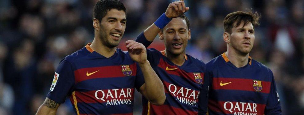 El Barcelona no descarta realizar un trueque con el París Saint Germain para repatriar a Neymar.