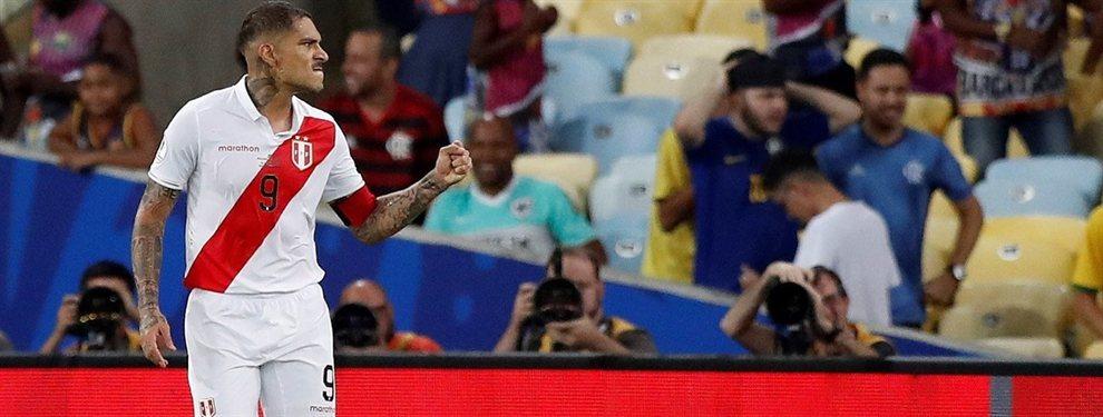Perú revirtió el marcador y se impuso por 3 a 1 ante Bolivia en la segunda fecha del Grupo A.
