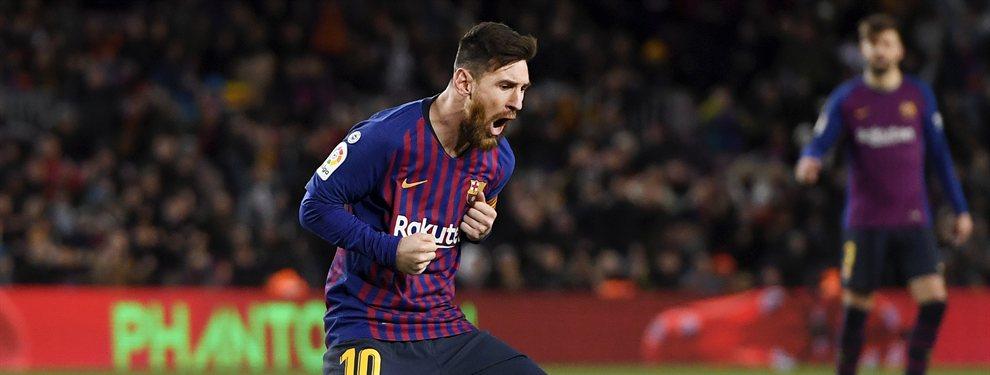 El Barça ha agilizado la operación salida, que dejaría en torno a 350 millones en las arcas